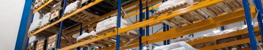 AKF Plastics logistiek Uitbreiding