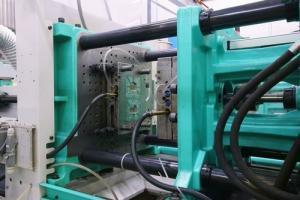 Spuitgietmachine van AKF Plastics